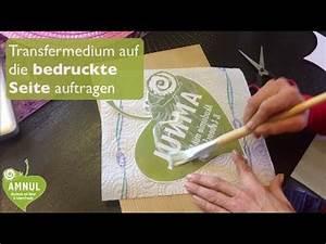 Transferdruck Selber Machen : transferdruck auf holz erkl rt von amnul youtube ~ A.2002-acura-tl-radio.info Haus und Dekorationen