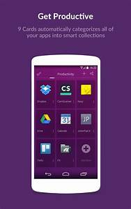 9 Cards Home Launcher – Soft for Android 2018 – Free ...