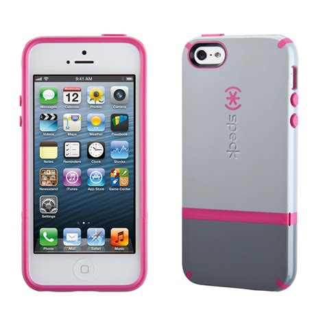 speck cases iphone 5s speck candyshell flip for iphone 5 5s grey pink spk