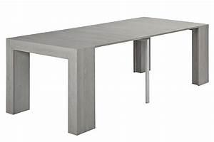 Console A Rallonge : vr65 table console calligaris rallonges et en m lamin disponible en diff rentes finitions ~ Teatrodelosmanantiales.com Idées de Décoration