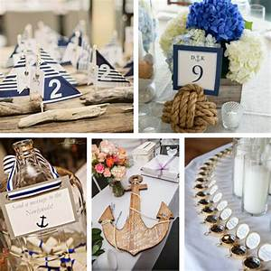 L39Arabesque Events Great Nautical Wedding Ideas For Your