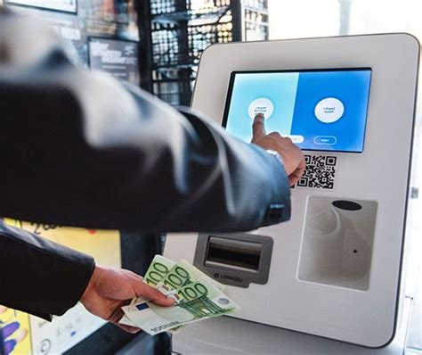 Just as with bitcoin transactions online, only the user knows the address of their bitcoin wallet, so as long as this is kept safe, the transaction will be safe. How Do Bitcoin ATMs Work: 5 Amazing Facts - BC SystemsBC Systems
