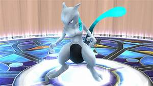 Shadow Mewtwo Beaty Recolor Super Smash Bros For Wii