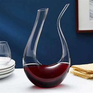Makuria, Glass, Horn, Wine, Decanter