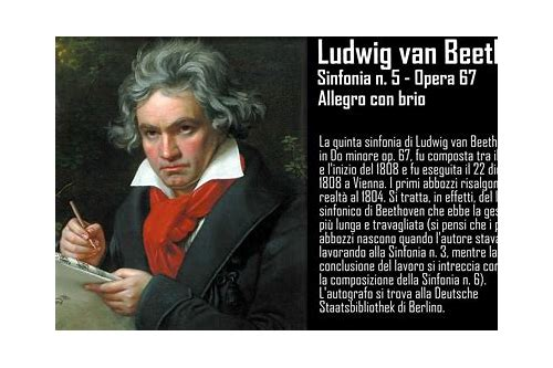 quinta sinfonia de beethoven download gratis