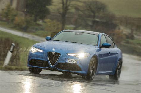 Essai Alfa Romeo Giulia Veloce  Notre Avis Sur La Version