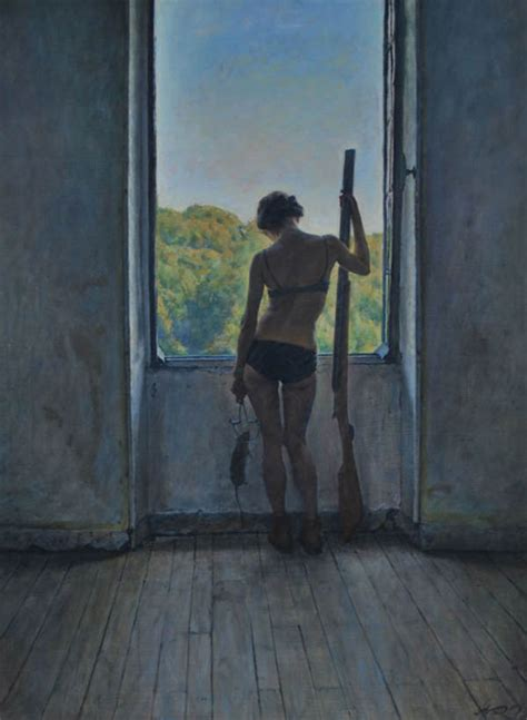 oil paintings  alex russell flint