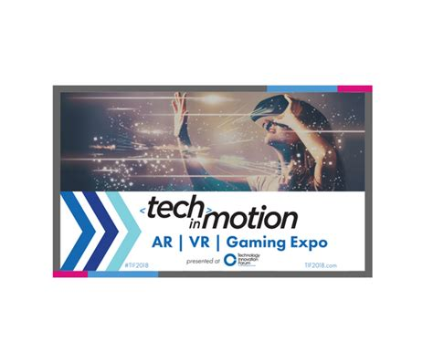 ar vr gaming expo at 2018 technology innovation forum meetup