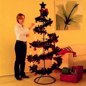 Weihnachtsbaum Metall Design : weihnachtsbaum kerzenglanz gro online kaufen bei g rtner p tschke ~ Frokenaadalensverden.com Haus und Dekorationen