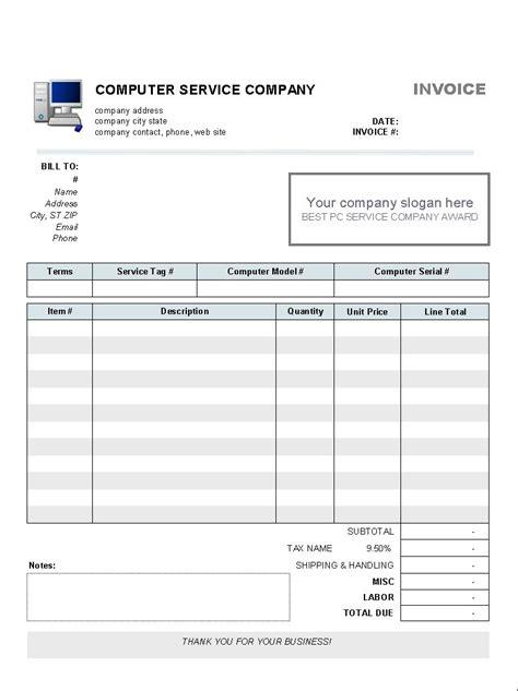 microsoft office  invoice template
