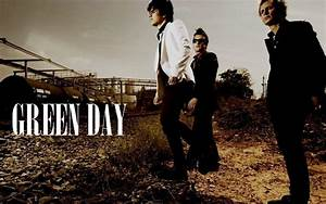 Green Day Wallpapers - Wallpaper Cave