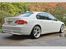 Find used 2006 BMW 750Li Sport Package ASC7 AC Schnitzer
