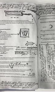 Advanced Potion Making – Severus Snape's Book | Libros