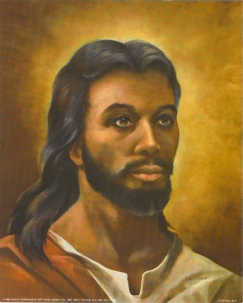 what color was jesus white jesus fathering