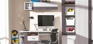 Etagere Chambre Ado : meuble chambre ado pi ti li ~ Teatrodelosmanantiales.com Idées de Décoration
