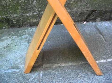 chaise pliante en bois chaise pliante plate en bois avi