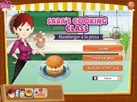 hamburger 224 la pizza 201 cole de cuisine de un des jeux en ligne gratuit sur jeux jeu fr