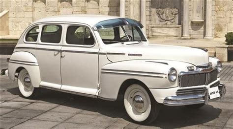 1947 Mercury 4-Door Sedan.. Re-pin Brought to you by # ...