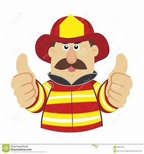 free cartoon picture of fireman | Cartoon Fireman Royalty ...