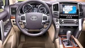 2017 Toyota Land Cruiser Interior – Mustcars.com