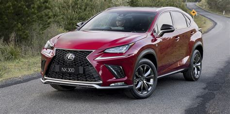 2018 lexus nx pricing and specs 1 of 38
