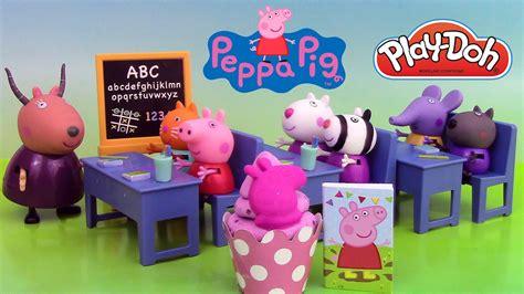 Peppa Pig Salle De Classe Jouets ♥ Peppa Pig Classroom
