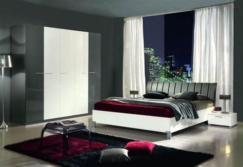 deco chambre adulte gris décoration chambre adulte gris et blanc