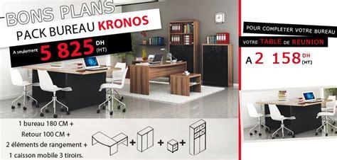 catalogue maroc bureau kitea bons plans pack bureau kronos prix a seulement