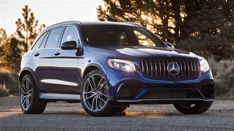 Mercedes Glc Class Hd Picture by 2018 Mercedes Amg Glc 63 Us Wallpapers And Hd Images