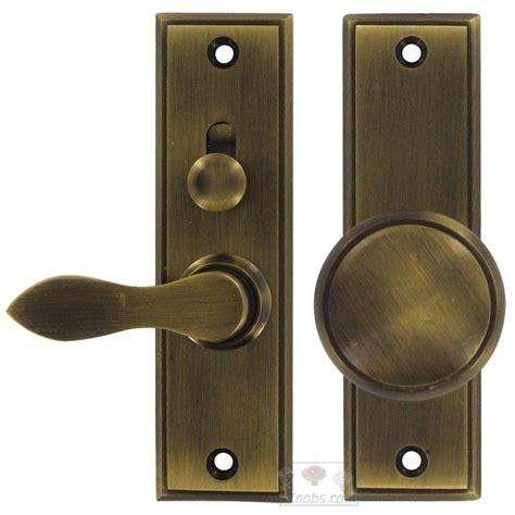 screen door knobs doorknobsonline offers deltana 85681 screen door
