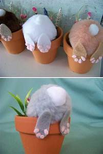 20 Curious little bunny pots: Top 27 Cute and Money