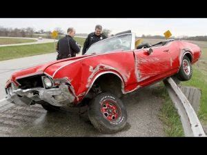 How to Revitalize Your Muscle Car After a Collision - Muscle Car