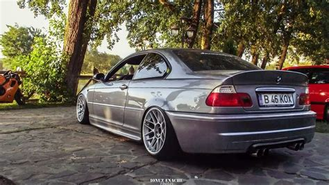 Bmw E46 Tuning Romania (WOW) - YouTube