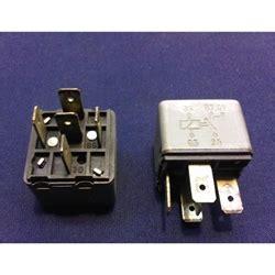 Fiat Relay Pin Normally Open Bosch