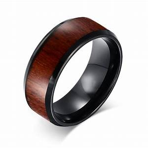 Meaeguet fashion mens wedding rings top quality tungsten for Best quality wedding rings