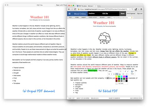 How To Edit The Text And Images Of Pdf Files In The Browser