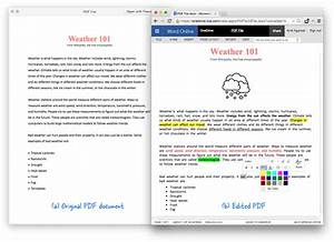 how to edit the text and images of pdf files in the browser With edit a pdf documents