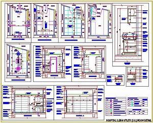 Hospital Clean Utility Room Plan n Design