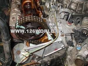 Mercedes M117 Timing Chain Replacement  Mercedes Timing