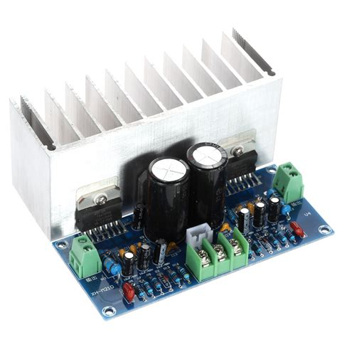 tda7293 2 100w 100w analogue stereo audio lifier board sound quality 2 channel power