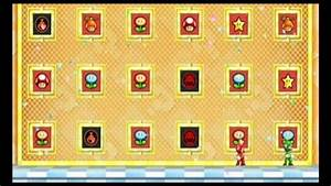 New Super Mario Bros Wii Red Mushroom House Guide