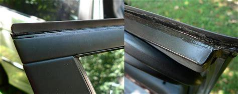E39 Door Edge Seal Replacement