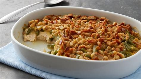 green bean  chicken casserole recipe bettycrockercom