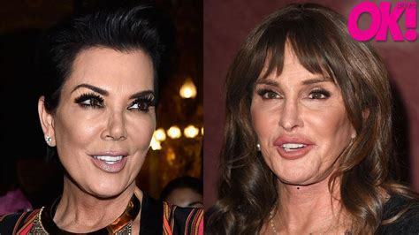 Caitlyn Jenner Gets Plastic Surgery To Look Like Kris, And ...
