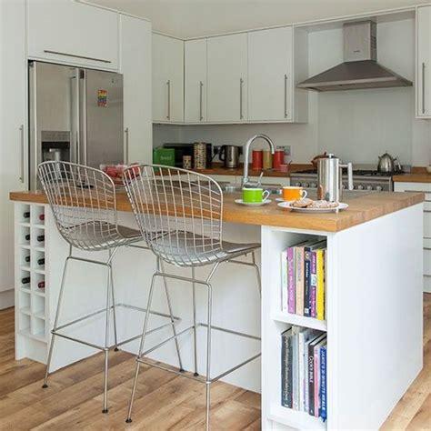 Kitchen Breakfast Bar Storage by 17 Best Ideas About Breakfast Bar Kitchen On