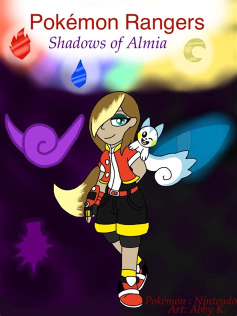 ranger shadows of almia rangers shadows of almia cover by shinysmeargle on deviantart