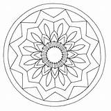 Mandala Coachedbygrace Therapy Monday Elements Four Mendez Grace Coloring Adult sketch template