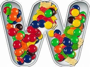 presentation alphabets candy dish letter w With alphabet letter candy dishes
