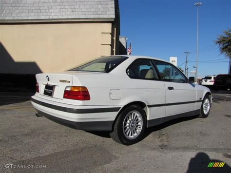 Alpine White 1995 Bmw 3 Series 318is Coupe Exterior Photo