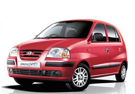 Hyundai Santro Xing Review  Car India